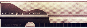 music plays forever by Gandalfx