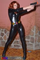 Black Widow at ColossalCon 2013 by ntcrawler