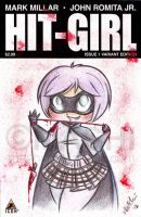 Commission: Hit Girl by mashi