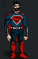 Superman AU by stinson627
