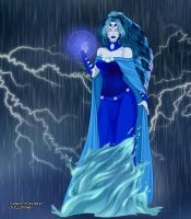 Water Witch by LadyIlona1984