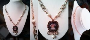Faith and Pearls by EPBJewelry