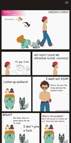 POKEMON MY ASS NUZLOCKE - 09 by PerotiBia