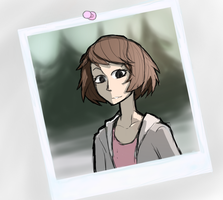 Life is Strange Max (request) by Zionthe2