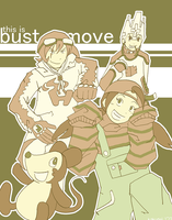 BUST A MOVE - More rhythm by kakumi