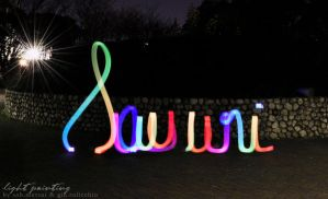 Light Painting Test 2 by sahdesign