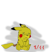 9/11 Never Forget by Ask-PikaAmerica