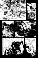 SHERLOCK HOLMES: THE LIVERPOOL DEMON #3 PG 1 by MattTriano