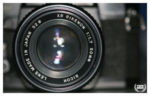Ricoh XR-500    50mm lens by typeZER0