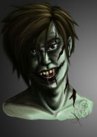 Zombie dude or something by TilSunlightDies