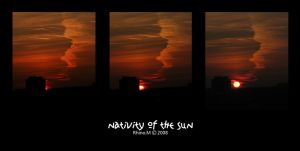 Nativity of the Sun - 3 steps by pilgrimx
