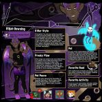 Monster High OC - Elijah Downing by Prismativity