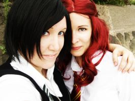 Lily - Slytherins do it better by Sheeris-Jemima
