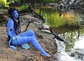 Neytiri by UndercoverEnvy