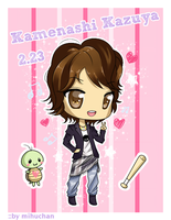 ..::Kame's Birthday::.. by Mihuchan