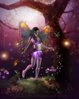 Everwood Fairy by SuliannH