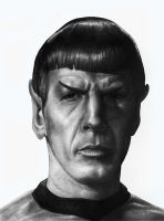 Spock by RodgerHodger
