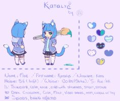 Katalys Reference Sheet by SmolSalty