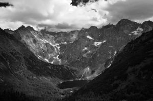 Morskie Oko again by Tullusion