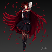 Ruby Rose by theklocko