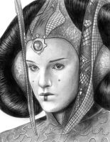 Amidala (Star Wars - The Phantom Menace) by SoulStryder210