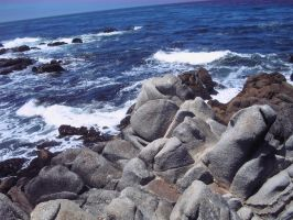 Water and Rock by CRStock
