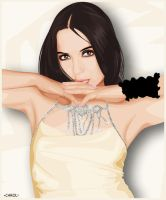 Andrea Corr by Queen-Uriel