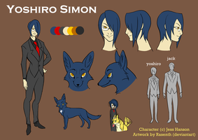 Yoshiro Simon Character Sheet by rasenth