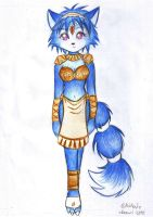 Krystal traditional by RuiNami