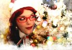 A Shinigami Christmas by OBSESSIONcosplayers