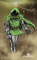 Doctor Doom by mdavidct