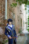 K Project - Scepter4 -Munakata Reisi by AmethystPrince