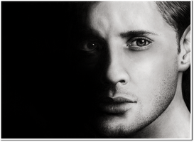 Jensen Ackles by creative-art