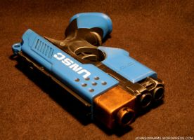 HALO Blue Scout 1 by JohnsonArms