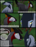 ReHistoric: Book 1: Page 9 by albinoraven666fanart