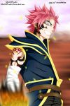 Etherious Natsu Dragneel by Dark-Sq7