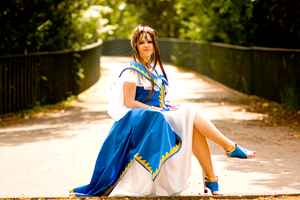 Belldandy is waiting for you by Lumis-Mirage