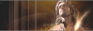 Edge Sig Simple Style by Zg1X