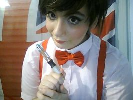 Female!Eleventh Doctor by Artieukchan