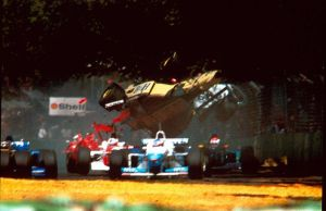 Martin Brundle (Australia 1996) by F1-history
