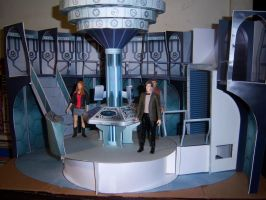 2013 Control Room Set - update full view by MisterBill82