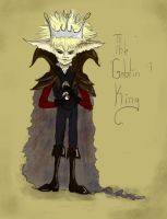 The Goblin King by naydshiko