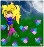 .:Request:.Stella In The Moon Light by xGalaxyDairex
