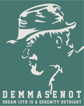 The man behind demmasenot by demmasenot