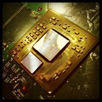 Xbox 360 CPU by rmc008