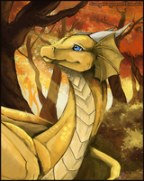 Goldkin 2014 by LilOrangeDragoness