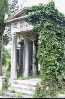 stock: Cemetery of Vienna 3 by elisafox-stock