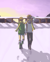 P4 - Walking with You by KobaKoba