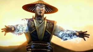 Mortal Kombat X: Raiden- The Thunder God by OGLoc069
