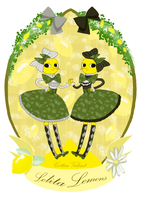 Lolita Lemons by CottonValent